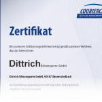 Zertifikat: DIN EN ISO 9001:2008 für Qualitätsmanagementsystem